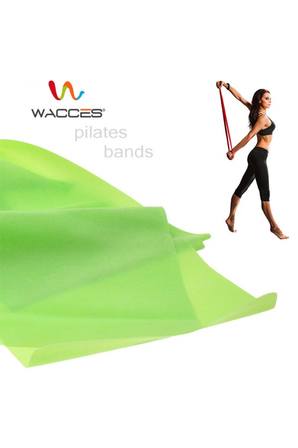 Pilates Resistance Band - Green (Medium)