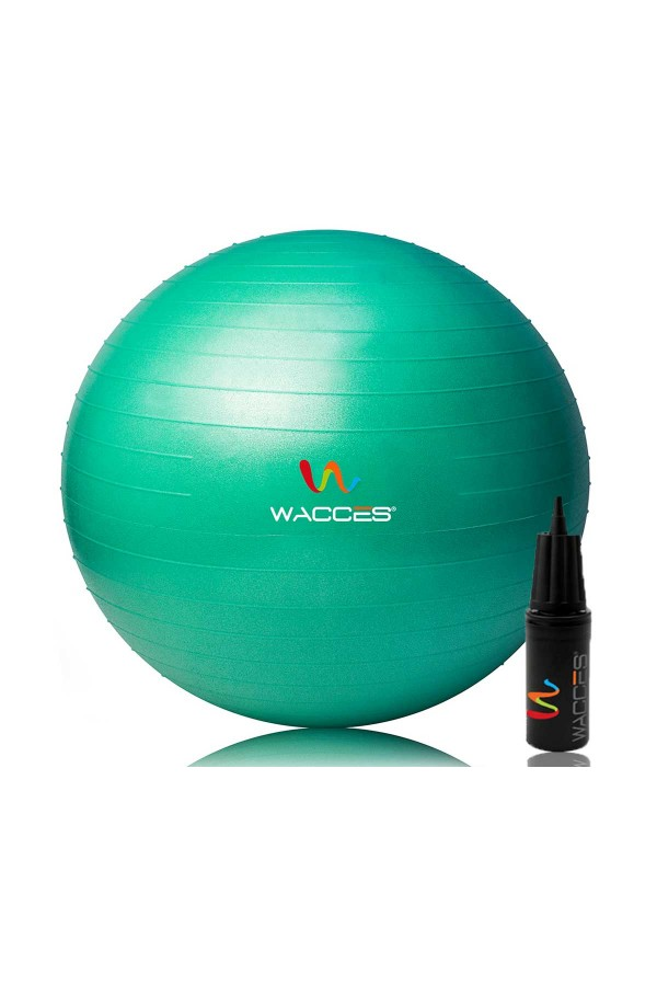 Yoga Fitness Ball - Green