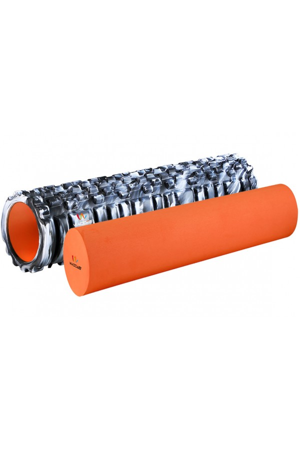 """Foam Roller  with EVA - 24"""" Mix Color"""