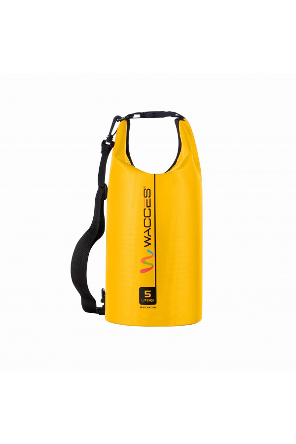 Water Proof Bag - Yellow - 5 L