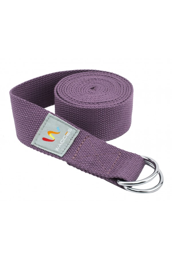 Yoga Strap - Purple
