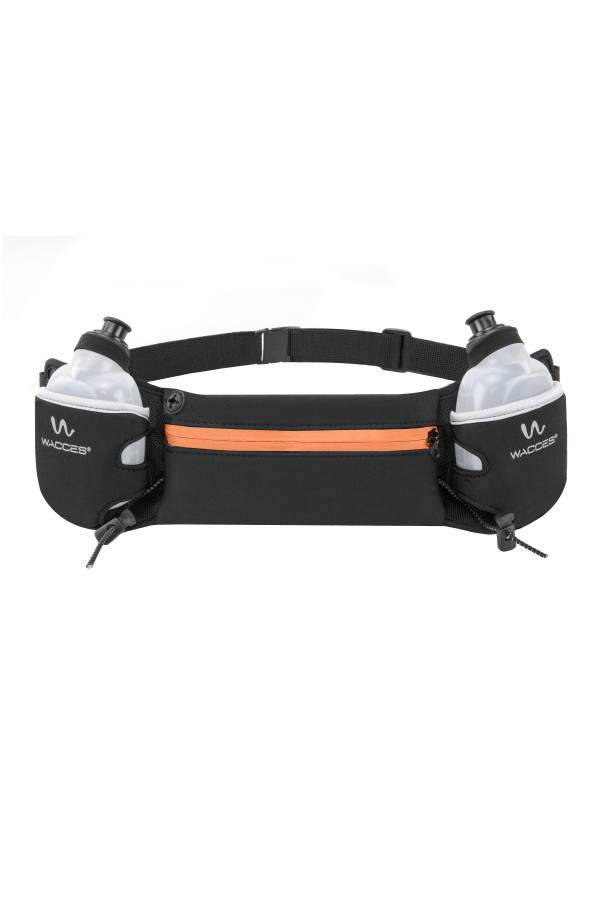 Hydration Running Belt - Orange