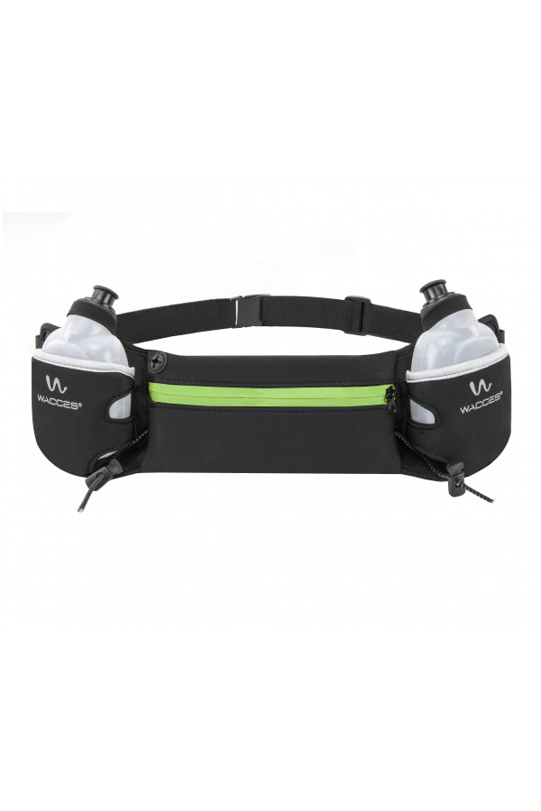 Hydration Running Belt - Green