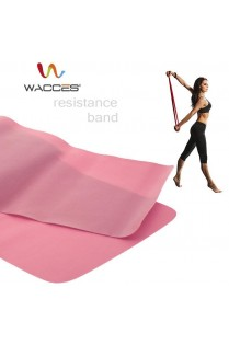 Pilates Resistance Band - Red (Heavy)