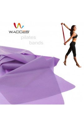 Pilates Resistance Band - Purple ( Low )