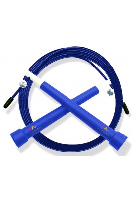 Pro Cable Jump Rope - Blue