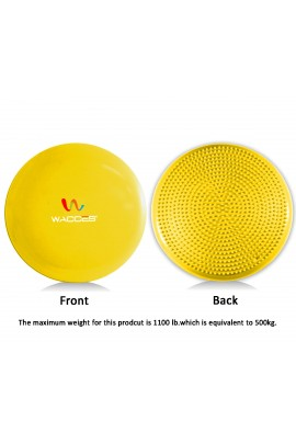 Fitness Cushion Disc -Yellow