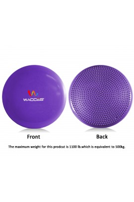 Fitness Cushion Disc - Purple