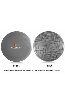 Fitness Cushion Disc - Grey