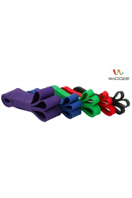 Body Building Resistance Band: Five (5) Piece Set