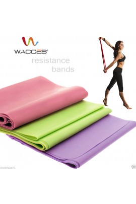 Pilates Resistance Bands Set