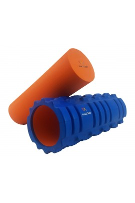 "Foam Roller  with EVA - 13"" Blue"