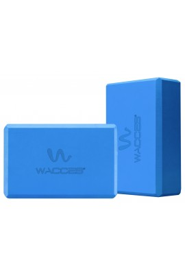 Yoga Block Set - Blue