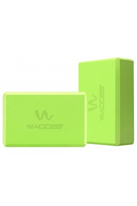 Yoga Block Set - Green