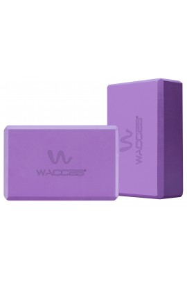 Yoga Block Set - Purple