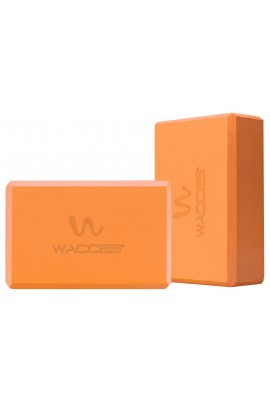 Yoga Block Set - Orange