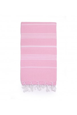 Peshtemal Turkish Towel Beach Cover-Up - Powder Pink