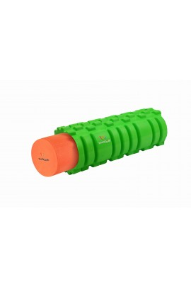 "Foam Roller  with EVA - 13"" Green"