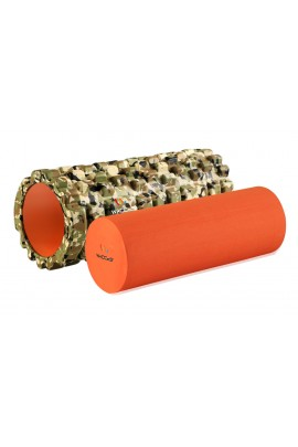 """Foam Roller  with EVA - 13"""" Military"""