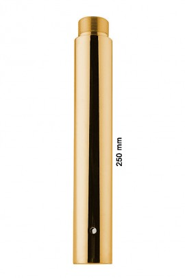 Wacces 250mm Dance Pole Extension - Gold