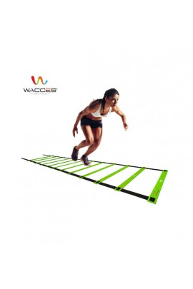 Agility Ladder - 12 Rungs - Green