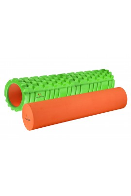 "Foam Roller  with EVA - 24"" Green"
