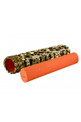 "Foam Roller  with EVA - 24"" Military"