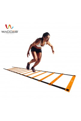 Agility Ladder - 20 Rungs - Orange
