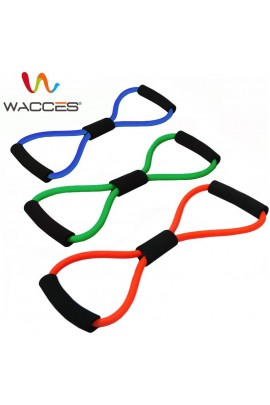 8-Shape Tube Resistance Band Cord Set