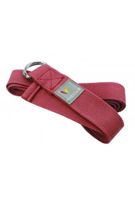 Yoga Strap - Red