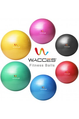 Yoga Fitness Ball - All Colors & Sizes