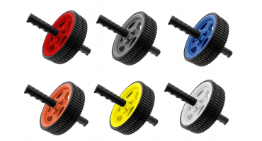 Dual Wheel Abdominal Roller - All Colors