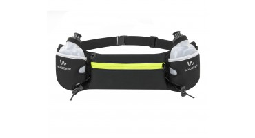 Hydration Running Belt - Yellow