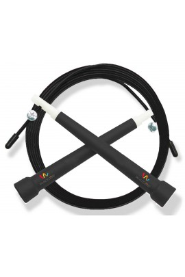 Pro Cable Jump Rope - Black