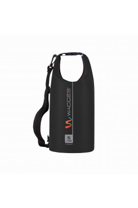 Water Proof Bag - Black  - 20 L